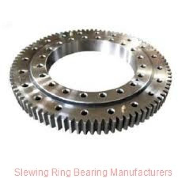 hydraulic excavator parts slewing gear bearing #2 image