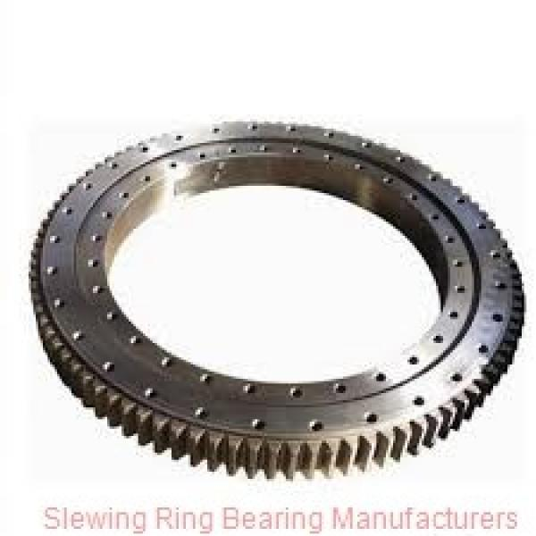 Small high rigidity crossed roller slewing ring 16.5*62*10mm #3 image