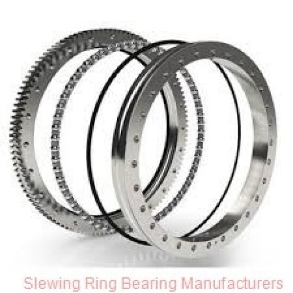 Precision-Crafted Manufactured Slewing Rings, crane slewing bearing #2 image