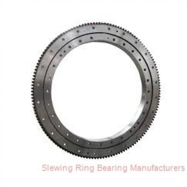 high precision three row roller mechanical slewing bearing for boom #3 image