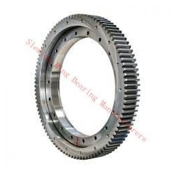 hydraulic excavator parts slewing gear bearing #3 image