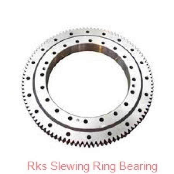 Four-Point Contact Slewing Bearing, External Gear K11.20.0845.000 #2 image
