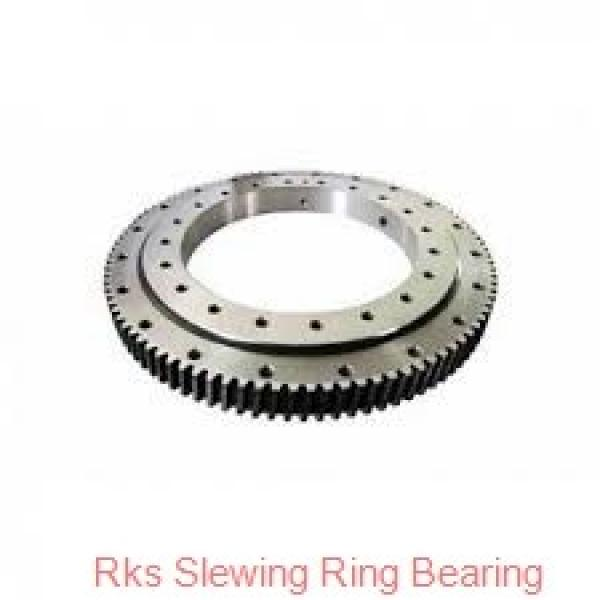 Four-Point Contact Slewing Bearing, External Gear M80213f #1 image