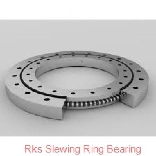 Three Row Cylindrical Roller Slewing Bearing 190.25.2794.000.41.1502 for Trf Stacker Reclaimer #1 image