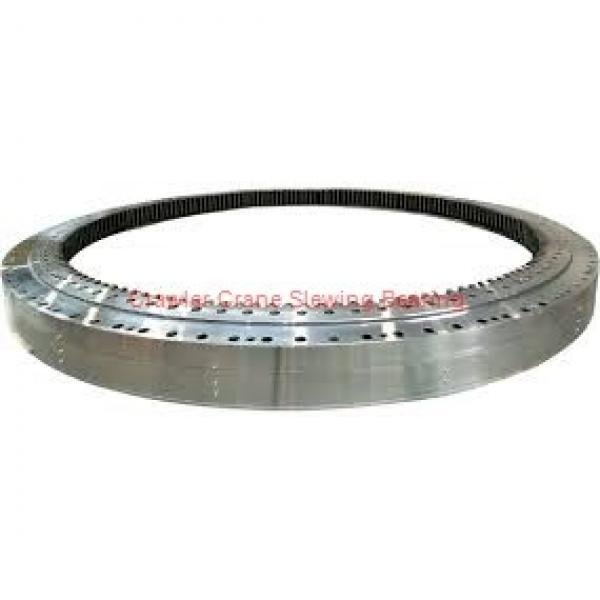 Single-Row Four-Point Contact Ball Slewing Ring Slewing Bearing Swing Ring for Tower Crane #3 image