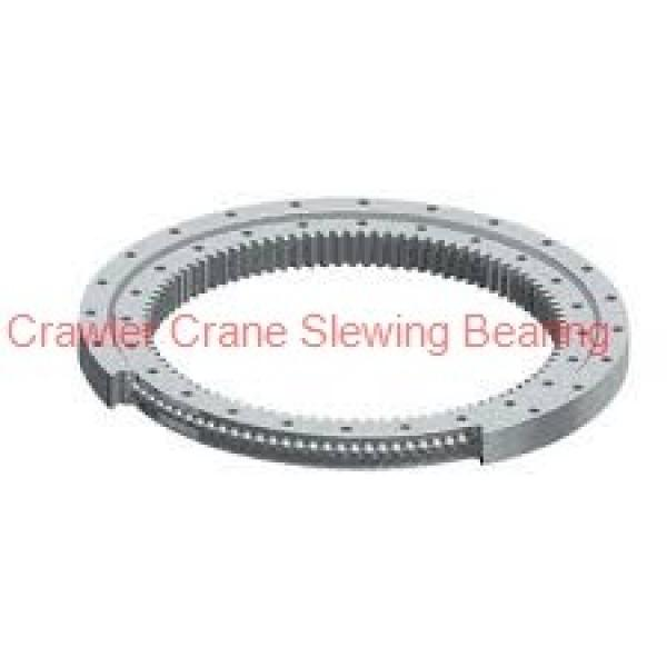 Single-Row Four-Point Contact Ball Slewing Ring Slewing Bearing Swing Ring for Tower Crane #2 image