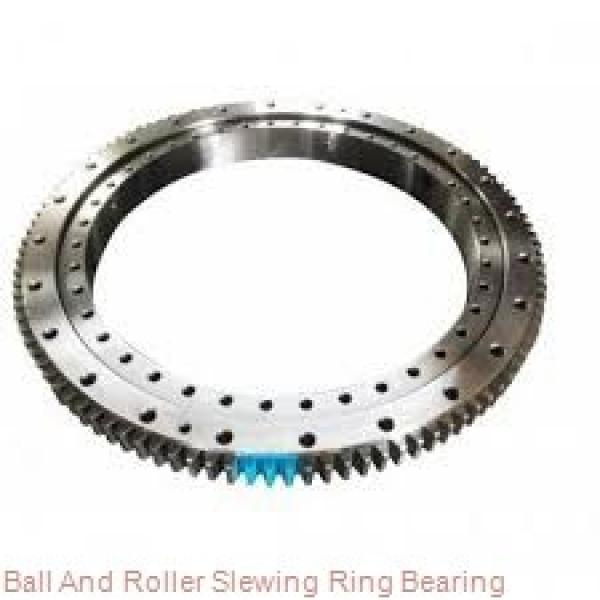 Hot Sale Heavy Duty Slewing Drive for Truck Machine Se21 with Hydraulic Motor #1 image