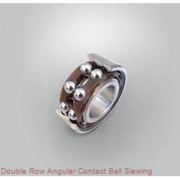 Double Worm Slewing Drive with Two Motor for Solar Tracker #1 image
