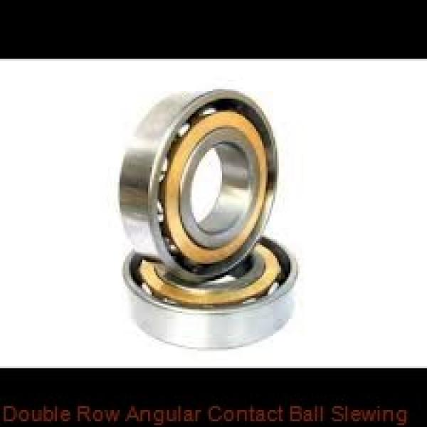 Single Row Four Point Contact Ball Slewing Bearing #1 image