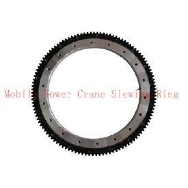 China Manufactured Ring Slewing Bearing for Wind Turbine #1 image