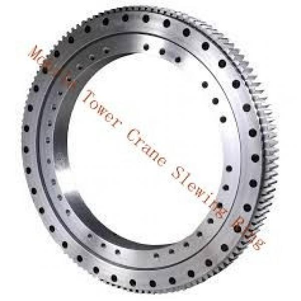 Quality Truck Trailers Turntable Slewing Ring Bearings Tower Crane #1 image