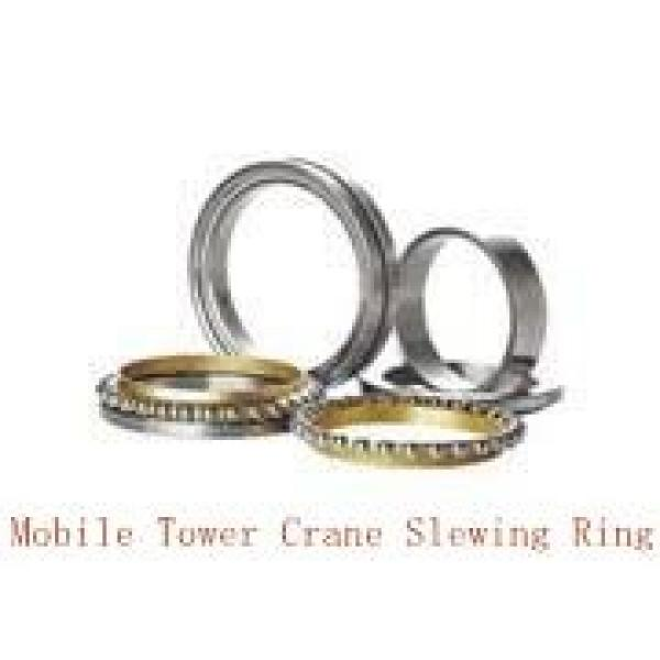 Quality Truck Trailers Turntable Slewing Ring Bearings Tower Crane #2 image