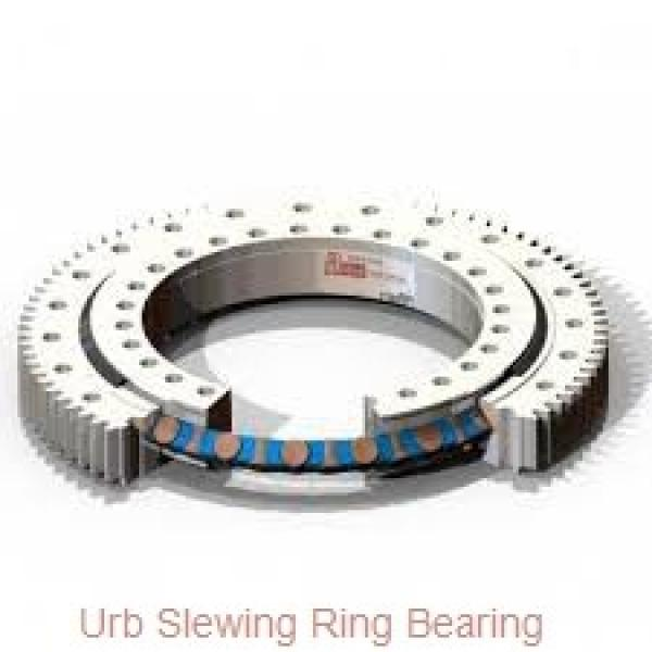 Large Size Turntable External Gear Slewing Bearings for Machinery Construction #1 image