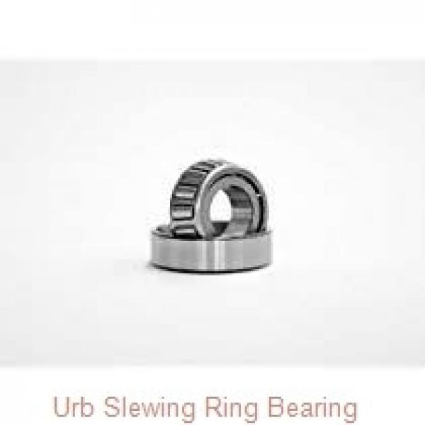 Forged Mechanical Gear Ring Roller Bearings Slewing Ring for Turntable #3 image